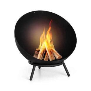 Sklopné ocelové ohniště v elegantním designu